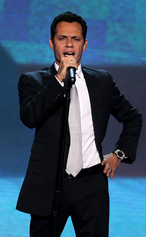 Marc Anthony, Democratic National Convention